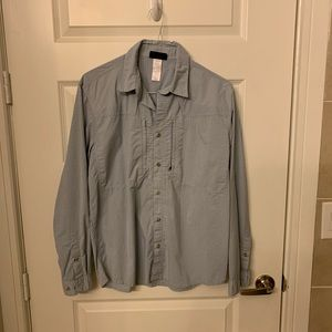 Patagonia Men's Medium Long Sleeve Button Shirt